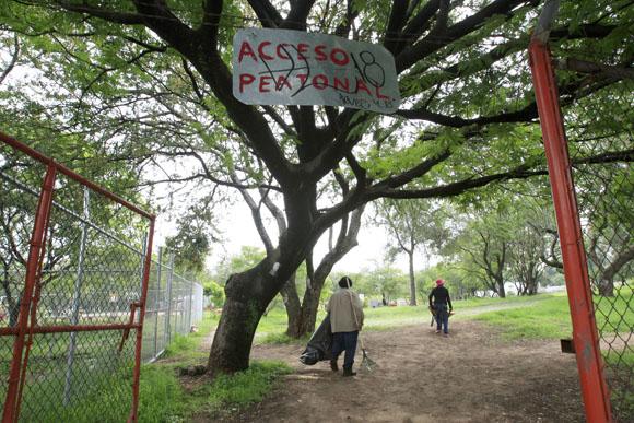 Parque municipal Huentitan, conocido como Parques y Jardines