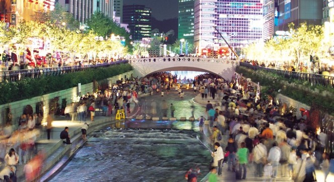 cheonggyecheon-stream_3110060200510038h_cheonggyecheon-new-look-of-seoul